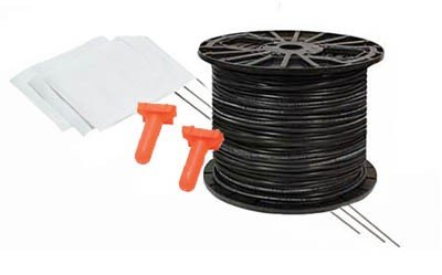 500' Dog Fence Wire Kit - 18 Gauge - 50 Flags & 2 Splices