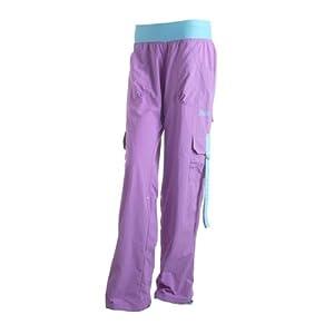 Lastest Zumba Wear Women39s Mash Up Harem Pants XLarge Sew Black Womens