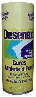 Desenex - Diversion Safe