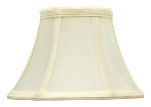 inch eggshell mini chandelier lamp shade clip on | Replacement Lamp