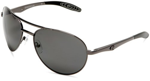 Gargoyles Men's Alfa Resin Sunglasses