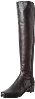 Stuart Weitzman Women's Reserve Boot,Black,5 M US