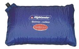 New THERMALITE Cushion Self inflating Pillow for camping