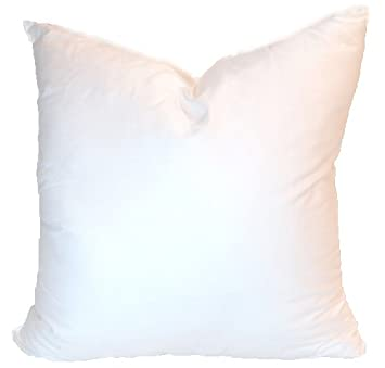 Pillowflex Synthetic Down Pillow Form Insert 18 By