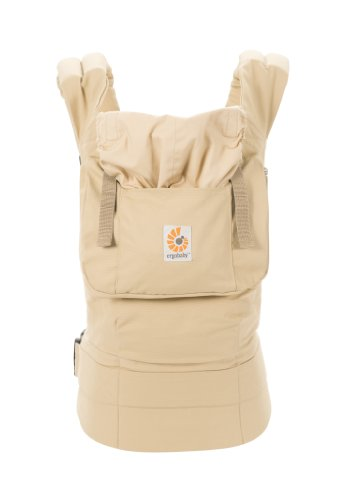 Ergobaby Original Collection Baby Carrier, Camel