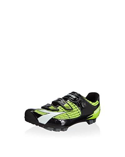 Diadora Zapatillas Deportivas X Vortex- Comp Verde / Negro