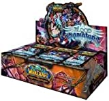 310Zf1poxOL. SL160  World of Warcraft TCG WoW Trading Card Game Blood of Gladiators Booster Box