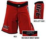 Gungfu UFC Mixed Martial Arts Classic Short – Color: Red, Size: 38