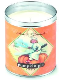 Pumpkin Pie Candle by Aunt Sadie's