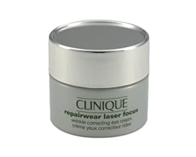 Best Cheap Deal for Clinique Repairwear Laser Focus Wrinkle Correcting Eye Cream - 0.17 Oz from USA - Free 2 Day Shipping Available