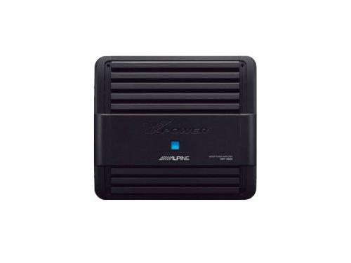 Mrp-M500 - Alpine Monoblock 500 Watt Rms Power Amplifier