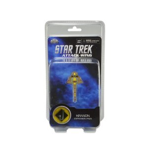 Star Trek Attack Wing: Dominion Kraxon - 1