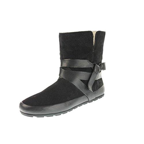 isabel-marant-womens-nygel-suede-sheepskin-ankle-boots-black-36