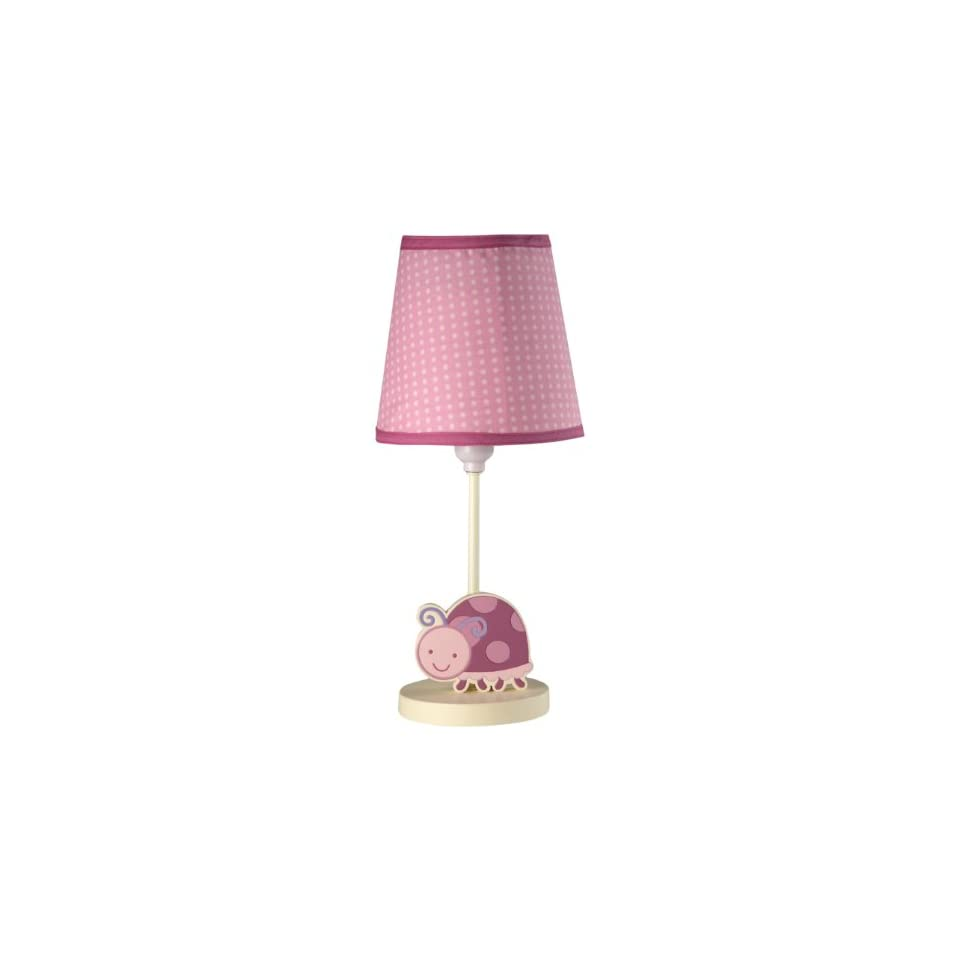 NoJo Little Bedding  Little Flowers Lamp and Shade