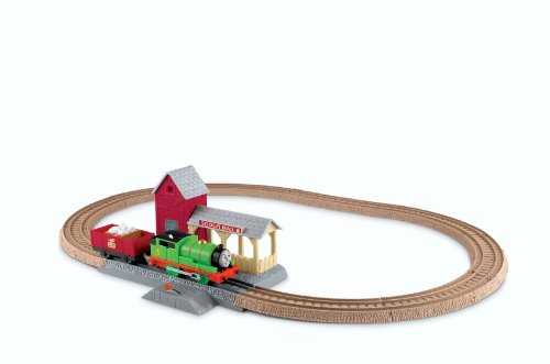 Thomas The Train: TrackMaster Percy's Mail Express