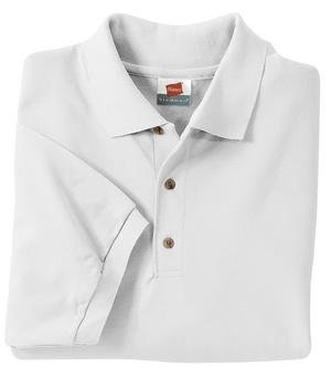 Hanes Stedman - 7-Ounce Pique Knit Sport Shirt White-4XL - Buy Hanes Stedman - 7-Ounce Pique Knit Sport Shirt White-4XL - Purchase Hanes Stedman - 7-Ounce Pique Knit Sport Shirt White-4XL (Hanes, Hanes Mens Shirts, Apparel, Departments, Men, Shirts, Mens Shirts, Casual, Casual Shirts, Mens Casual Shirts)