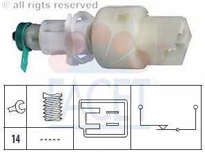 Facet 7.1127 Interruptor luces freno