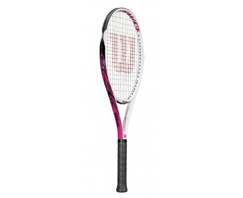 Wilson Tennisschläger Six.Two pink-weiß L3 Neu 2015