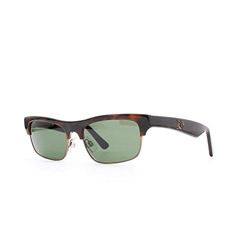 john-galliano-14-52n-brown-semi-rimless-sunglasses-for-men-and-women