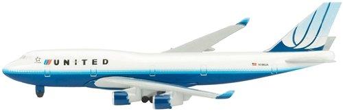 SCHABAK 1/600 B747-400 ユナイテッド航空