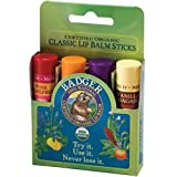 Classic Lip Balm 4-Pack - Green Box - BA015