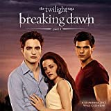 The Twilight Saga: Breaking Dawn, Part 1, Wall Calendar (Twilight Saga (Calendar))