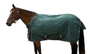 Kensington KPP All Around Euro Solid Lightweight Turnout Blanket, Hunter, 72