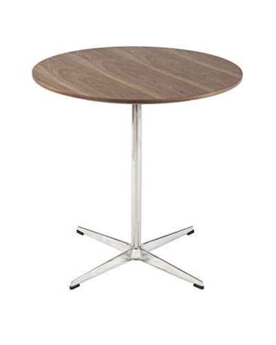Control Brand Heerlen Side Table, Walnut As You See