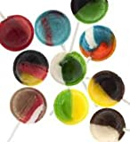 Joseph Dobson Mega Lolly Assortment x 90 (Full Jar)