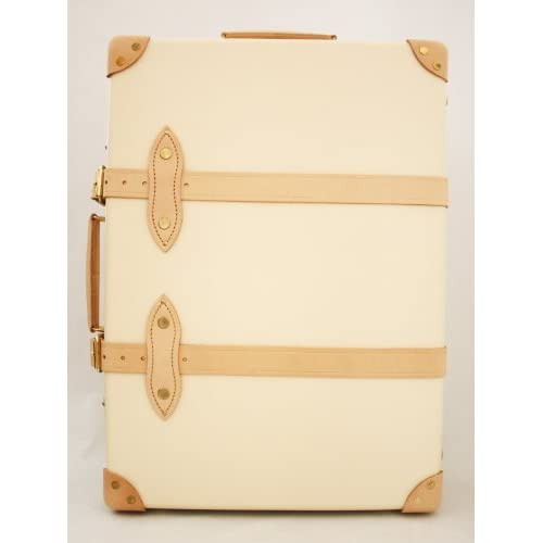 "GLOBE TROTTER グローブ・トロッター『正規取扱店』CENTENARY Safari Ivory White 21""Trolley Case"