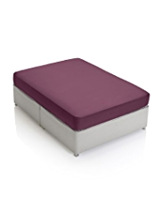 Non-Iron 190 Thread Count Fitted Sheet with Perfect Supima®