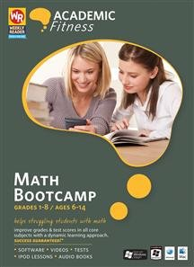 Weekly Raeder's Academic Fitness Math Bootcamp v.2