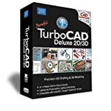 TurboCAD Deluxe 18 CAD Software