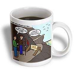 Some People Who Should Not Go Hiking - 11oz Mug