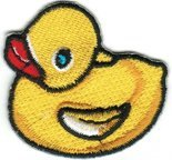 Cool Rubber Duckies front-144009