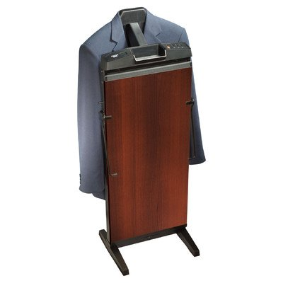 Corby 7700 3-Cycle Pants Press with Automatic Shut Down and Manual Cancel Options, Walnut Finish