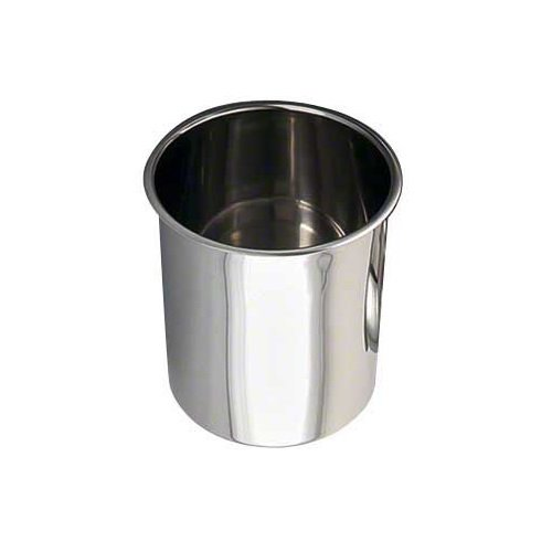 Browne (BMP3) 3-1/2 qt Stainless Steel Bain Marie Pot