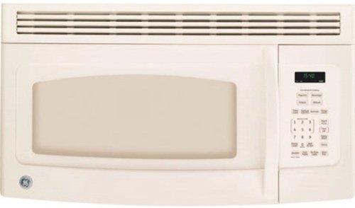 GE Profile Spacemaker Series JVM1540DPCC 1.5 cu. ft. Over-the-Range Microwave Oven - Bisque