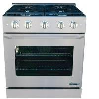 Stainless Over The Range Microwave front-631083