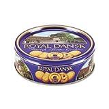 Royal Dansk Danish Butter Cookies, 12 oz. Tin