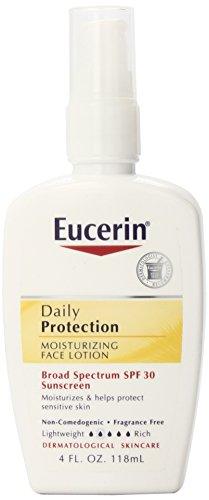 德国优色林 Eucerin 日用保湿防晒乳液(SPF 30)118ml图片
