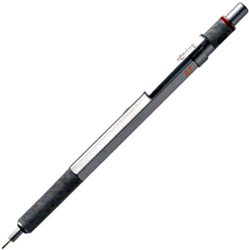 ホルベイン ロットリング・製図用シャープペン ロットリング600/0.5シルバー R502615