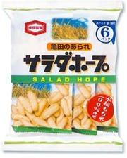 亀田のあられ サラダホープ 100g(約17g×6袋)