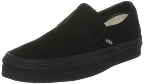Vans U Classic Slip-on Sneaker, Unisex, Nero (Black), 42