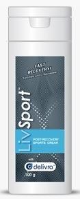 LivSport Post Workout Cream With Glutamine (100g) LivRelief Brand: LivDerma