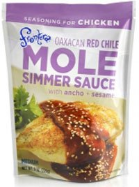 Frontera Foods Mole Red Chile Oaxacan 8 oz. (Pack