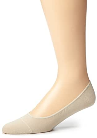 Tommy Bahama Mens Signature Loafer Liner Socks, Stone, One Size