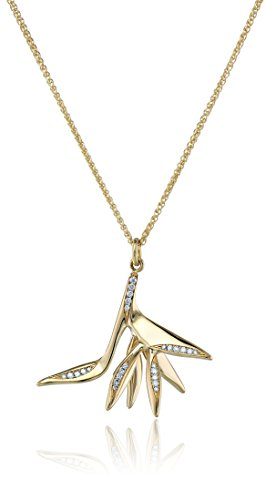 House-of-Eleonore-18k-Yellow-Gold-Bird-of-Paradise-Pendant-Necklace