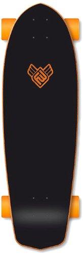 Flying Wheels - Longskate Predator 29, Arancione (arancione), 29