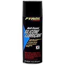 Pyroil Silicone Lubricant Spray - One 10 oz. Can